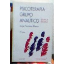 Psicoterapia Grupo Analítico - Teoria E Técnica -(1995)