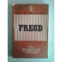 Freud Livro 32 Editora Imago Bom Estado - 1976