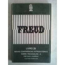 Freud Livro 29 Editora Imago Bom Estado - 1976