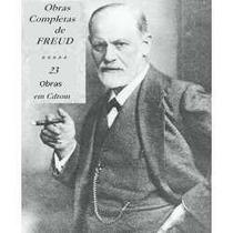Freud - 23 Volumes Obras Completas Frete Gratis ////////