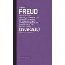 Livro - Freud (1909-1910) Observações Sobre Um Caso De Neuro
