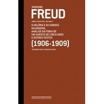 Livro - Freud (1906-1909) O Delírio E Os Sonhos Na Gradiva E