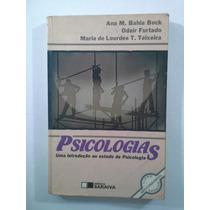 Psicologias - Ana Bahia Bock - Z4