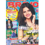 Revista Bravo 327: Selena Gomez / Robert Pattinson / Sum 41