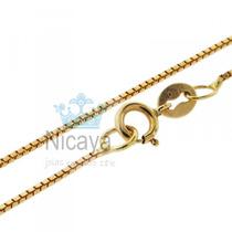Nicaya Pulseira Veneziana 18cm Ouro 18k-750