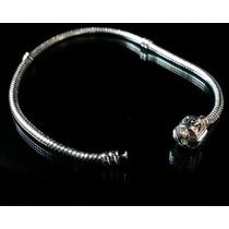 Pulseira Bracelete Pandora 18cm Prata 925