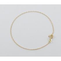Pulseira Feminina Cartier 17,5 Cm Ouro 18k 750 Certificado