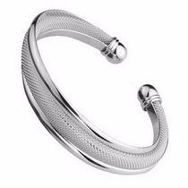 Pulseira Bracelete Feminino Indiana Prata Esterlina 925
