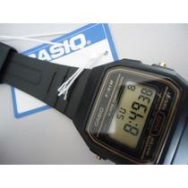 Relógio Casio Tradicional-série Ouro