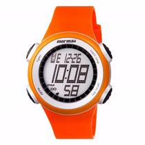 Relógio Masculino Mormaii Digital G395aa/8l Prova D