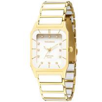 Relógio Technos Feminino Elegance Ceramic Branco 2036lmp/4b