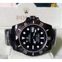 Relógio Eta 2836 Modelo Submariner Black