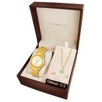 Relógio Lince Lrg4251l Loja Autorizada
