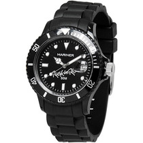 Relógio Masculino Mariner Analógico 2115fh/8p Preto