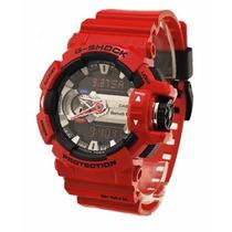 Relógio Casio G-shock Gba400 4a Gmix Bluetooth Novo Original