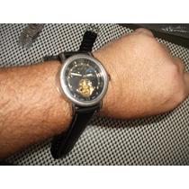 Relógio Alemão Lazzar Automático Novo Máquina Automáticonovo