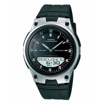 Relógio Casio Masculino Aw-80 Bateria 10 Anos Frete Grátis