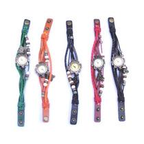 Relógio Pulseira Feminino Quartz De Diversas Cores