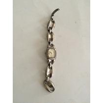 Relógio Antigo De Prata