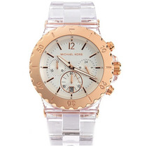 Relógio De Luxo Michael Kors Mk5444 Chronograph Analógico