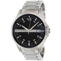 Lindo Relógio Armani Exchange Ax2103 Em 12 X Sem Juros!