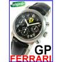 Girard Perregaux Ferrari Cronógrafo 57 Rubis Autêntico!