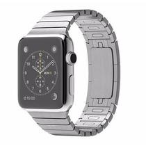Relógio Apple Watch Aço Inox 42mm - Pulseira De Elos