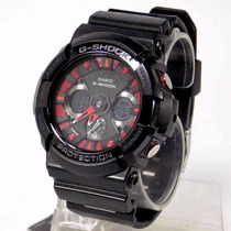 Ga-200 Sh1adr Relógio Casio Gshock Metallic Colors Series