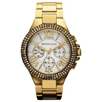 Relógio De Luxo Michael Kors Mk5756 Chronograph Analógico!!!