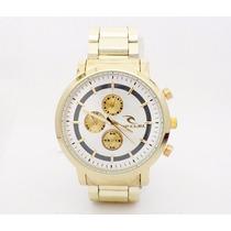 Relógio Rip Curl Dourado Mod:51671