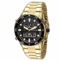 Relógio Technos Anadigi Tc131017/4p - Garantia E Nf