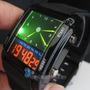 Relógio Masculino Led Pulso Analógico Digital Sport Black