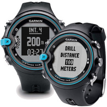 Relógio Garmin Swim Para Nadadores Conta Braçadas Distância