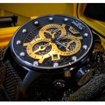 Relógio Invicta S1 Baby Venom 1511 Original/18k.