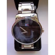 Relógio Masculino Em Aço Barato Super Promoção