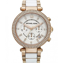 Relógio Luxo Michael Kors Mk5774 Orig Chron Anal!!!