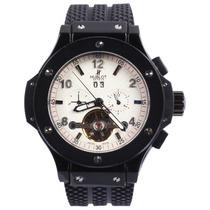 Relógio Hublo Genev Novo Importado (frete Grátis)