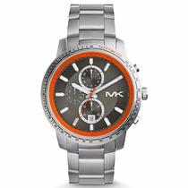 Relógio Michael Kors Mk8341 Granger Cronografo Original Gara