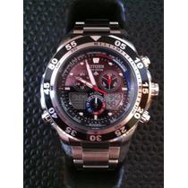 Relógio Citizen Sailhawk Jr4045-57e Eco-drive Aceito Troca !