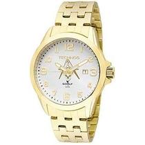 Relógio Technos Maçonaria 2115kny/m4k - Garantia E Nf