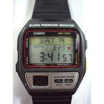 Casio B P 120 - Raríssimo Monitor Cardíaco.