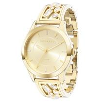 Relógio Technos Feminino Crystal Swarovski 2035lzb/4x