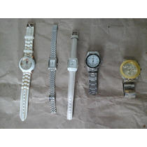 Relógios Masculino E Feminino Relogio Stainless Steel Back