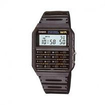 Relógio Casio Ca 53 W Calculadora Alarme Cronômetro