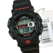 Relógio Casio G-shock Gulfman G-9100 Preto G9100 Original