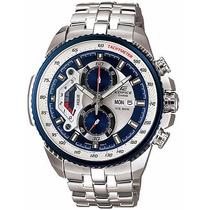 Relógio Casio Edifice Ef-558d-2av - Garantia Casio Brasil