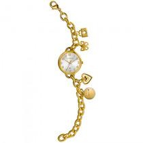 Relógio Lince Lrg4247l S2kx Feminino Dourado - Refinado