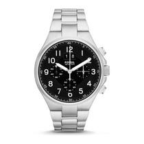 Relógio Masculino Fossil Qualifier Ch2902/1pn - Original