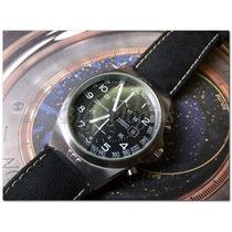 Glycine Combat Cronografo Automatico Valjoux