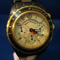 Relógio Masculino À Quartz Morgan & Headley Black Hummer